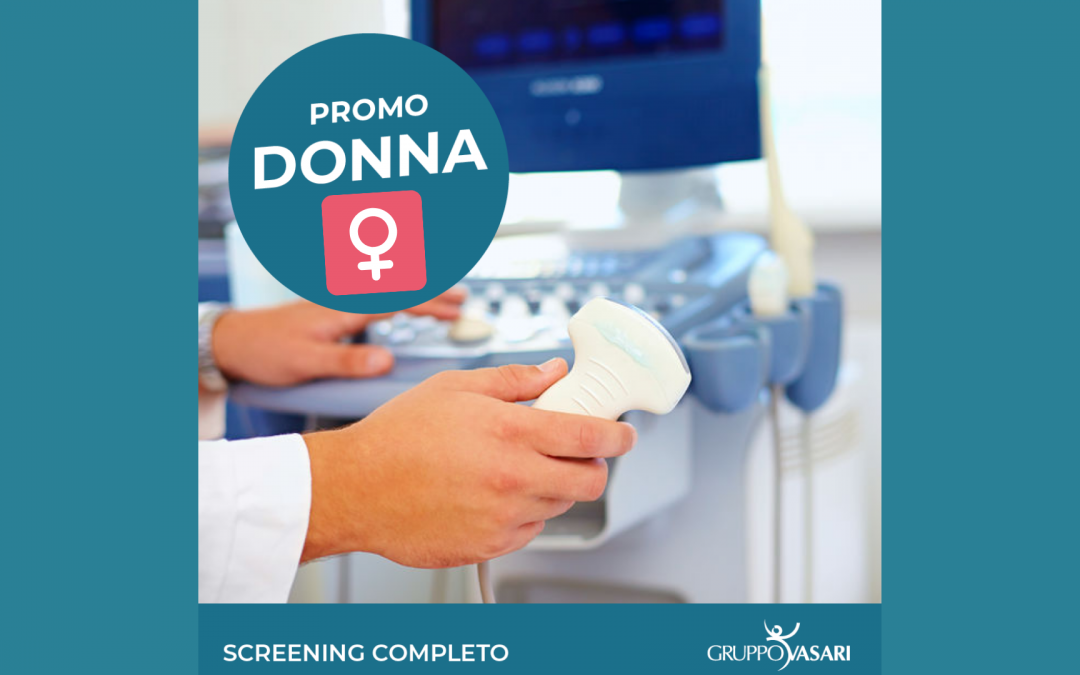 La promo screening donna